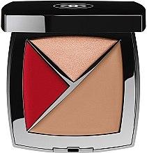 Parfüm, Parfüméria, kozmetikum Pirosító paletta 3 az 1-ben - Chanel Palette Essentielle