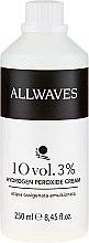 Parfüm, Parfüméria, kozmetikum Krém oxidáns - Allwaves Cream Hydrogen Peroxide 3%