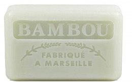 "Parfüm, Parfüméria, kozmetikum Marseillaise szappan ""Bambusz"" - Foufour Savonnette Marseillaise Bambou"