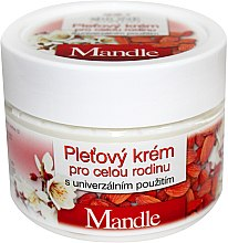 """Parfüm, Parfüméria, kozmetikum Arckrém """"Levendula"""" - Bione Cosmetics Mandle Cream"""