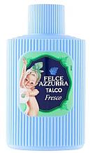 Parfüm, Parfüméria, kozmetikum Hintőpor - Felce Azzurra Fresh Talcum Powder