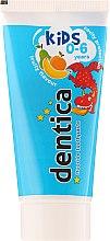 "Parfüm, Parfüméria, kozmetikum Gyerekfogkrém ""Tutti frutti"" - Dentica Dental Protection For Kids"