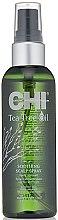 Parfüm, Parfüméria, kozmetikum Nyugtató spray fejbőrre teafa olajjal - CHI Tea Tree Oil Soothing Scalp Spray