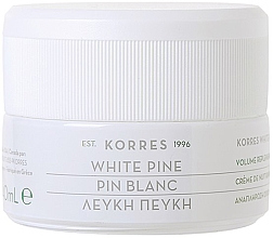 Parfüm, Parfüméria, kozmetikum Mély ránctalanító éjszakai krém - Korres White Pine