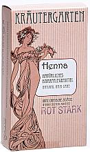 Parfüm, Parfüméria, kozmetikum Henna, intenzív vörös - Styx Naturcosmetic Henna Rot Stark