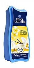 Parfüm, Parfüméria, kozmetikum Légfrissítő - Felce Azzurra Gel Air Freshener Vanilla & Monoi