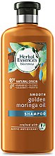 Parfüm, Parfüméria, kozmetikum Hajegyenesítő sampon - Herbal Essences Golden Moringa Oil Shampoo