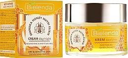 Parfüm, Parfüméria, kozmetikum Tápláló hidratáló arckrém - Bielenda Manuka Honey Nutri Elixir Day/Night Cream