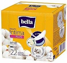 Parfüm, Parfüméria, kozmetikum Egészségügyi betét Panty Intima Plus Small, 22 db - Bella