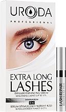 Parfüm, Parfüméria, kozmetikum Szempilla erősítő szérum - Uroda Professional Extra Long Lashes Enhancing Serum