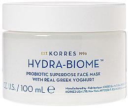 Parfüm, Parfüméria, kozmetikum Arcmaszk görög joghurttal - Korres Greek Yoghurt Hydra-Biome Probiotic Superdose Face Mask