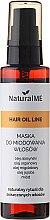 Parfüm, Parfüméria, kozmetikum Mézes olaj spray hajra - NaturalME Hair Oil Line