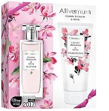 Parfüm, Parfüméria, kozmetikum Allverne Cherry Blossom & Musk - Szett (edp/50ml + b/lot/200ml)