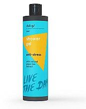 Parfüm, Parfüméria, kozmetikum Sresszoldó tusfürdő - Kili·g Man Anti-Stress Shower Gel