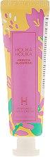 """Parfüm, Parfüméria, kozmetikum """"Frézia"""" kézkrém - Holika Holika Freesia Blooming Perfumed Hand Cream"""