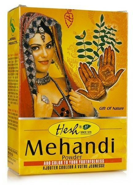 Henna hajpor - Hesh Mehandi Powder