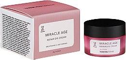 Parfüm, Parfüméria, kozmetikum Világosító regeneráló krém szemkörnyékre - Thank You Farmer Miracle Age Cream Repair Eye Cream
