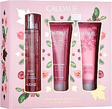 Parfüm, Parfüméria, kozmetikum Caudalie Rose De Vigne - Szett (edt/50ml + sh/gel/50ml + lot/50ml)