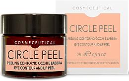 Parfüm, Parfüméria, kozmetikum Szem és ajakkontúrozó krém - Surgic Touch Circle Peel Eye Contour And Lip Peel