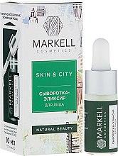"""Parfüm, Parfüméria, kozmetikum Arcszérum-elixír """"Reszkető hógomba"""" - Markell Cosmetics Skin&City"""