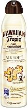 Parfüm, Parfüméria, kozmetikum Napvédő testspray - Hawaiian Tropic Silk Hydration Air Soft Protective Mist SPF 50