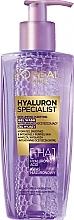 Parfüm, Parfüméria, kozmetikum Nedvességfeltöltő mosakodó gél - L'Oreal Paris Hyaluron Expert