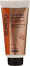 Parfüm, Parfüméria, kozmetikum Regeneráló sampon - Brelil Numero Brelil Numero Restructuring Shampoo with Oats
