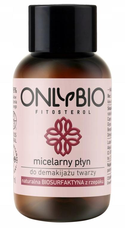 Micellás sminklemosó - Only Bio Fitosterol