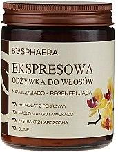 Parfüm, Parfüméria, kozmetikum Expressz-hajkondicionáló mangó. és avokádóolajjal - Bosphaera