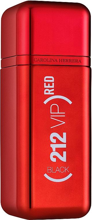 Carolina Herrera 212 Vip Black Red - Eau De Parfum