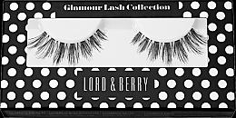 Parfüm, Parfüméria, kozmetikum Műszempilla, EL 21 - Lord & Berry Glamour Lash Collection