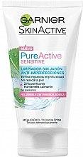 Parfüm, Parfüméria, kozmetikum Tisztító arcgél - Garnier Skinactive Pure Active Sensitive Skin Cleansing Gel