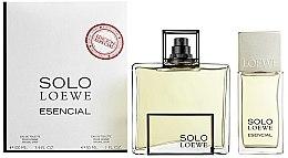 Parfüm, Parfüméria, kozmetikum Loewe Solo Esencial - Szett (edt/100ml+ edt/30ml)