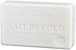 """Parfüm, Parfüméria, kozmetikum Természetes szappan """"Kókusz tej"""" - Le Chatelard 1802 Soap Coconut Milk"""