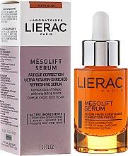 Parfüm, Parfüméria, kozmetikum Fáradtság elleni vitamon szérum - Lierac Mesolift Serum