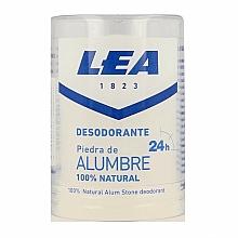 Parfüm, Parfüméria, kozmetikum Izzadásgátló stick - Lea Alum Stone Deodorant Stick