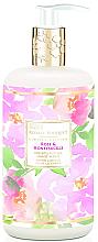 Parfüm, Parfüméria, kozmetikum Folyékony kézmosó szappan - Baylis & Harding Royale Bouquet Rose and Honeysuckle Hand Wash