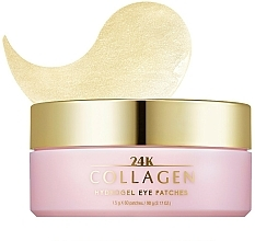 Parfüm, Parfüméria, kozmetikum Hidrogél szemtapasz kollagénnel - Missha 24K Collagen Hydro Gel Eye Patches