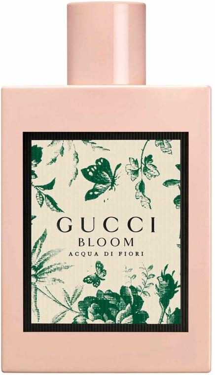 Gucci Bloom Acqua di Fiori - Eau De Toilette (teszter kupakkal)