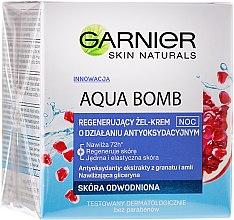 Parfüm, Parfüméria, kozmetikum Gél-krém arcra - Garnier Aqua Bomb Night Cream