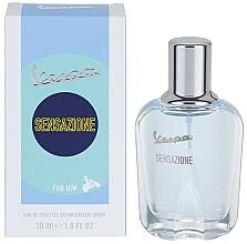 Parfüm, Parfüméria, kozmetikum Vespa Sensazione For Him - Eau De Toilette