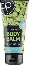 Parfüm, Parfüméria, kozmetikum Testbalzsam zöld kávé kivonattal - Cosmepick Body Balm Green Coffee