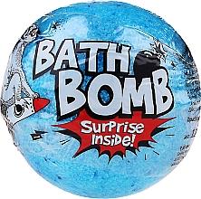"""Parfüm, Parfüméria, kozmetikum Fűrdőbomba """"Meglepetés"""", világos kék - LaQ Bath Bomb"""
