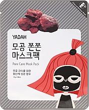 Parfüm, Parfüméria, kozmetikum Szövetmaszk tág pórusokra - Yadah Pore Care Mask Pack