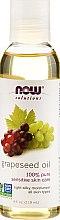 Parfüm, Parfüméria, kozmetikum Szőlőmag olaj - Now Foods Solutions Grapeseed Oil