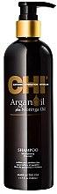 Parfüm, Parfüméria, kozmetikum Helyreállító sampon - CHI Argan Oil Plus Moringa Oil Shampoo