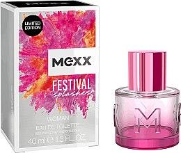 Parfüm, Parfüméria, kozmetikum Mexx Festival Splashes - Eau De Toilette