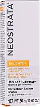 Parfüm, Parfüméria, kozmetikum Sötét foltok elleni korrektor - NeoStrata Enlighten Dark Spot Corrector