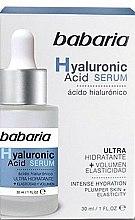 Parfüm, Parfüméria, kozmetikum Arcszérum - Babaria Hyaluronic Acid Serum