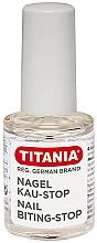 Parfüm, Parfüméria, kozmetikum Lakk körömrágás ellen - Titania Nail Biting-Stop